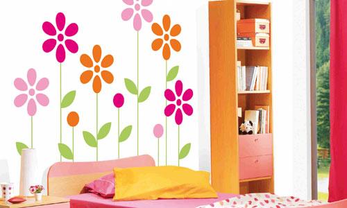 Muebles y decoraci n de interiores personaliza tus - Pegatinas para dormitorios infantiles ...