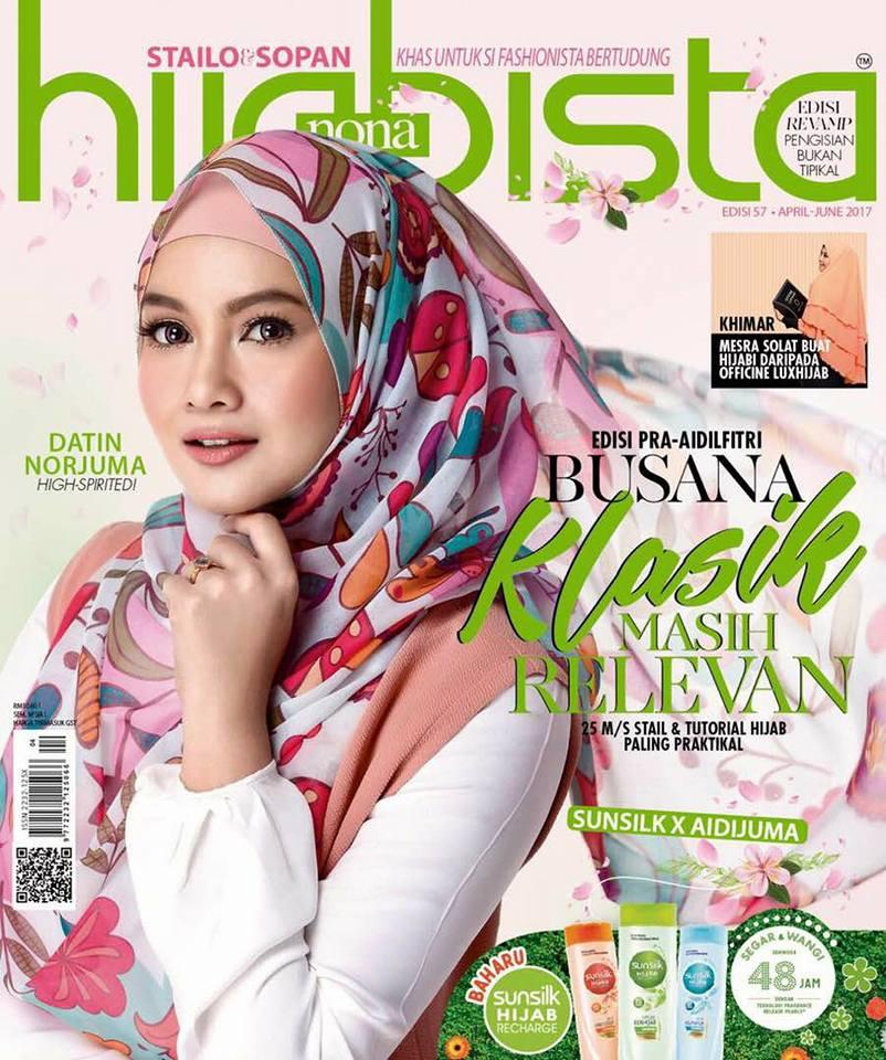 Kolumnis Hijabista (2017)