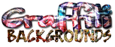 Graffiti Backgrounds ,Graffiti Letters