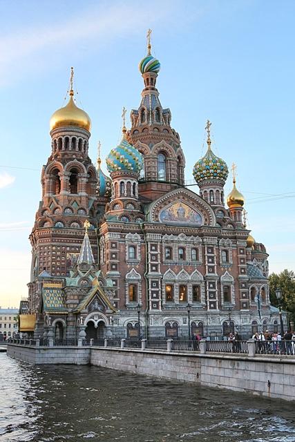 Iglesia del Salvador sobre la Sangre Derramada, el icono de San Petersburgo