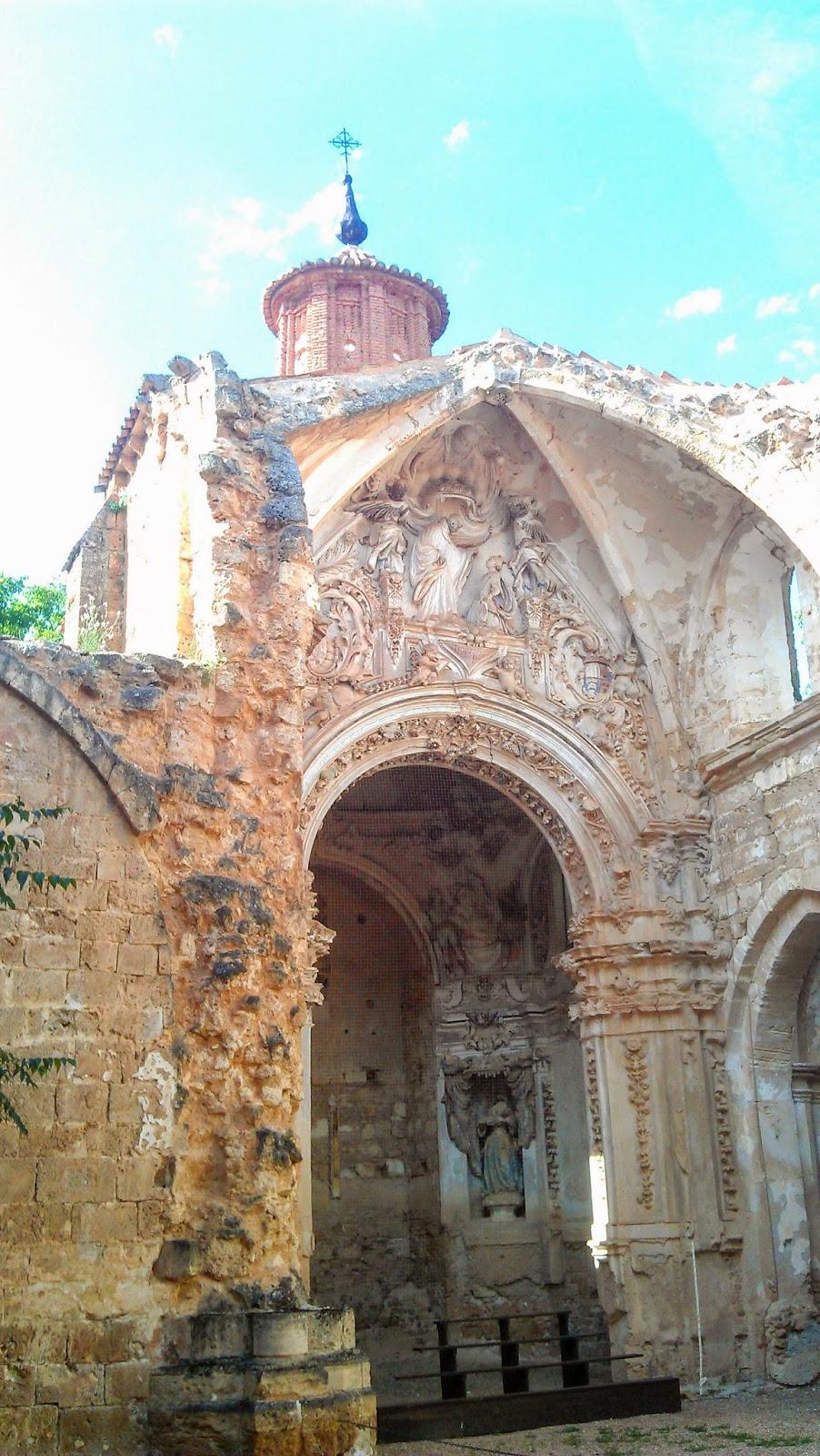 Monasterio Cisterciense. Guía de turismo del Monasterio de Piedra. Tu Maleta.