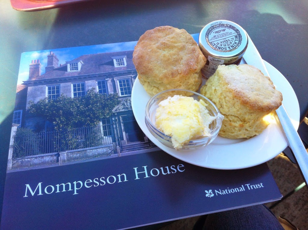Mompesson House scones