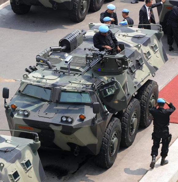 Panser Canon Pindad Menuju Tank Nasional