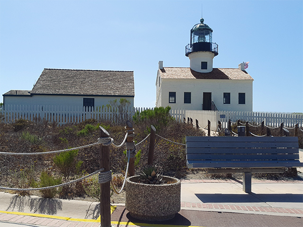 Snapshots: Point Loma Lighthouse