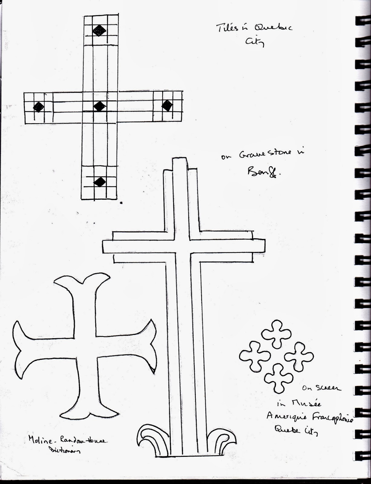 Lace Cross Drawing Cross Drawing Picture 3
