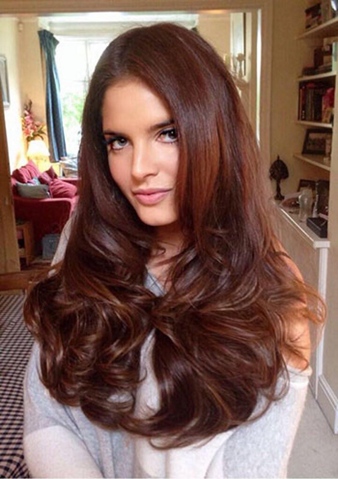 Haare dunkel farben ohne rotstich