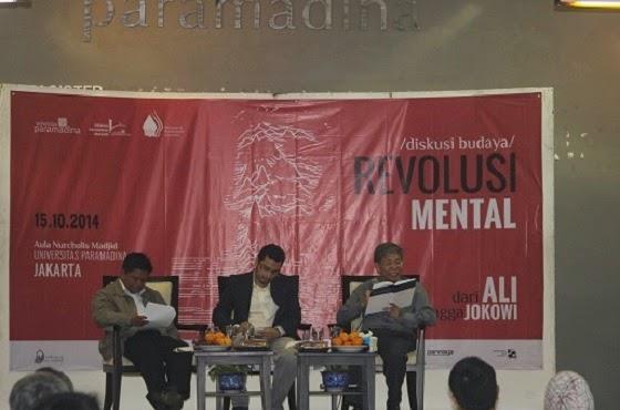 Jalaluddin Rakhmat - Revolusi Mental dari Ali hingga Jokowi