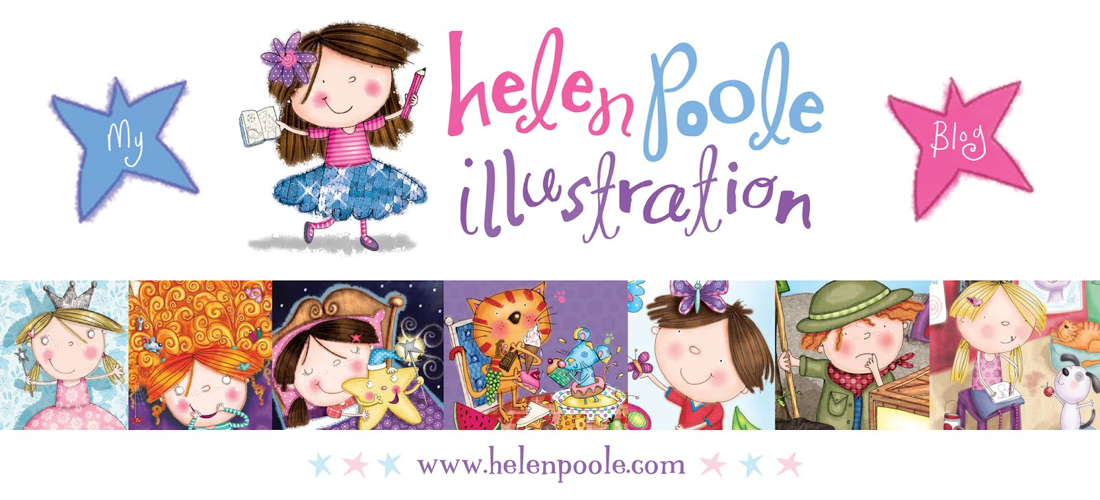 Helen Poole Illustration