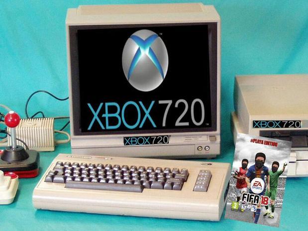 Novo XBOX ONE - Computador microsoft