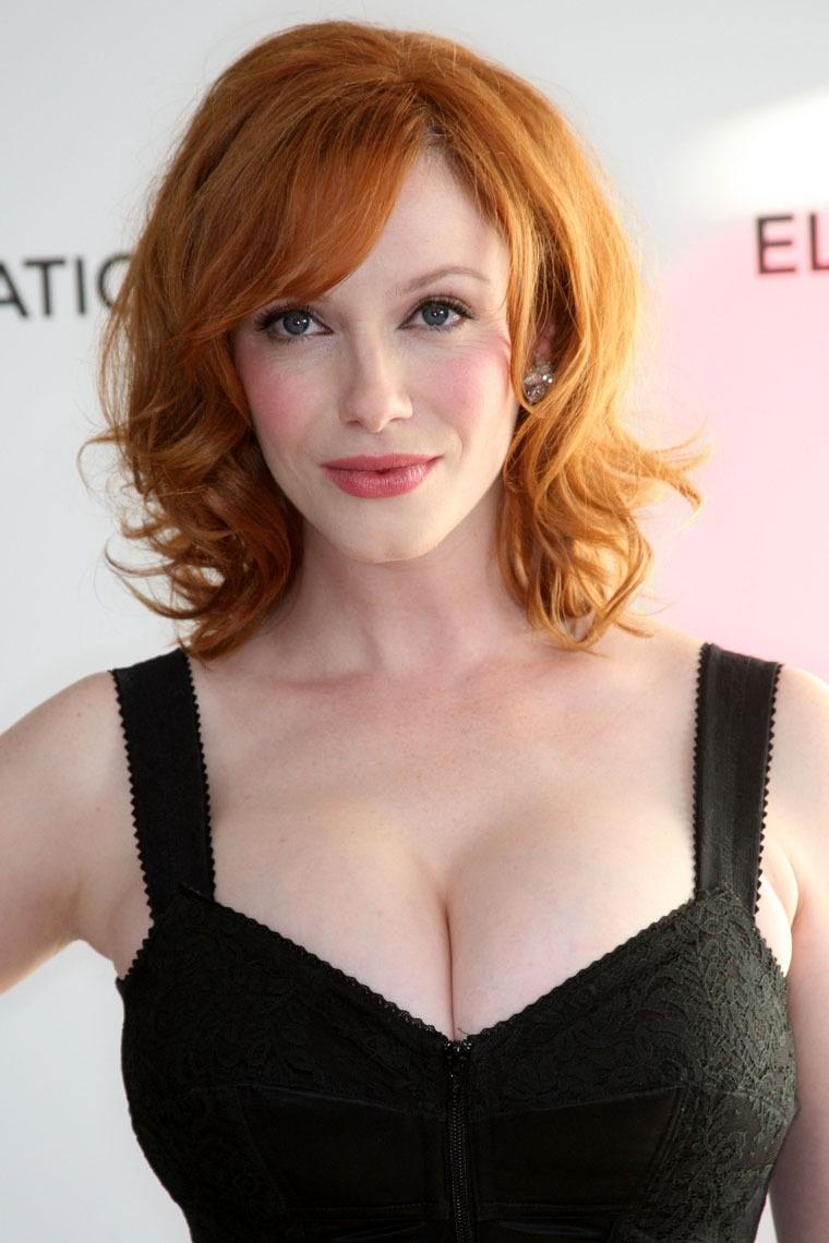 Christina Hendricks Workout And Diet Secret Muscle World