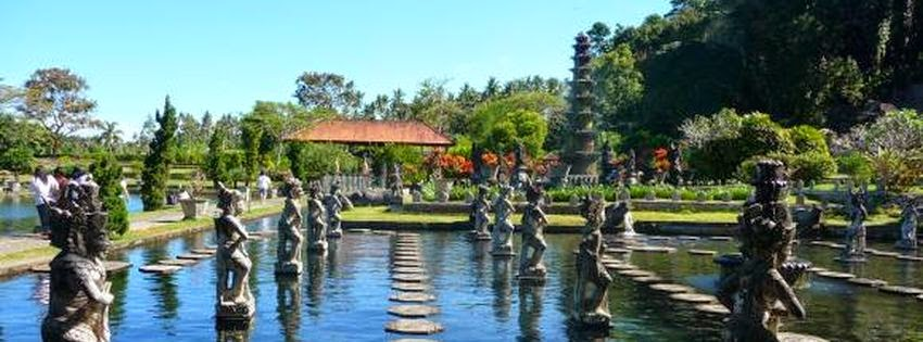Une photo de couverture facebook Bali