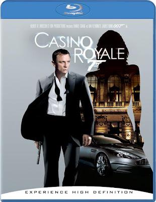 Casino Royale (2006) 720p BRRip 1.1GB mkv Latino AC3