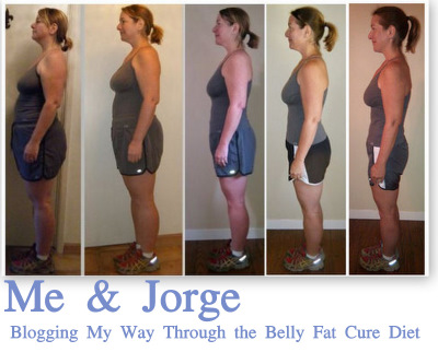Me and Jorge: Belly Fat Cure Diet