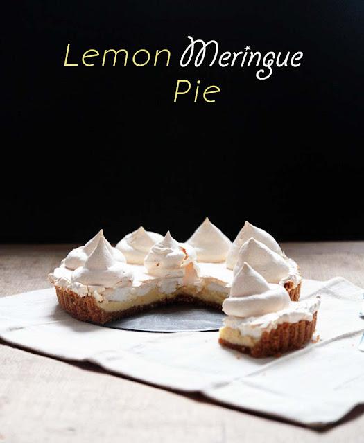 eat pray bake: Lemon Meringue Pie