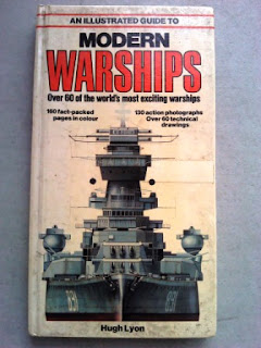 Buku Mengupas Segala Kapal Perang Modern