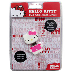 Hello Kitty, Flash Drive, Jump Drive