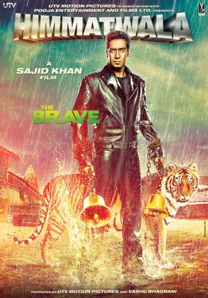 Himmatwala 2013 ajay devgan and Tamannah movie first look