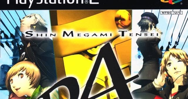 Download Game PC Persona 4 PS2 ISO Gratis ~ Download
