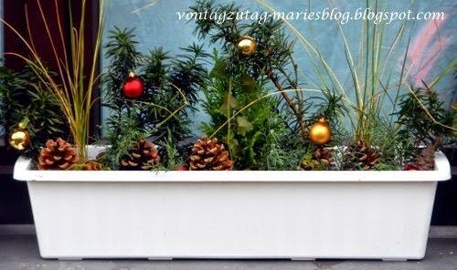 Blumenkasten weihnachtsdeko – tex92.com