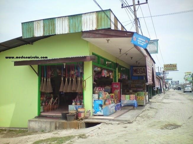 Pasar Bengkel, Pusat Oleh-Oleh Serdang Bedagai