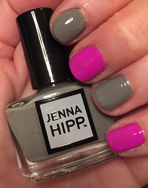 Jenna Hipp, Jenna Hipp What's Hot Now Nail Lacquer Collection, Jenna Hipp Shaken Not Stirred, Jenna Hipp On The List, celebrity manicurist, nails, nail polish, nail lacquer, nail varnish, manicure, #ManiMonday, Mani Monday