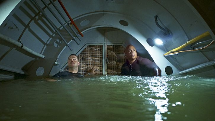 NCIS: Los Angeles - Episode 6.01 - Deep Trouble - Part 2 - Promotional Photos