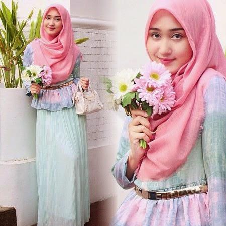 Jual Baju Hijab Dian Pelangi