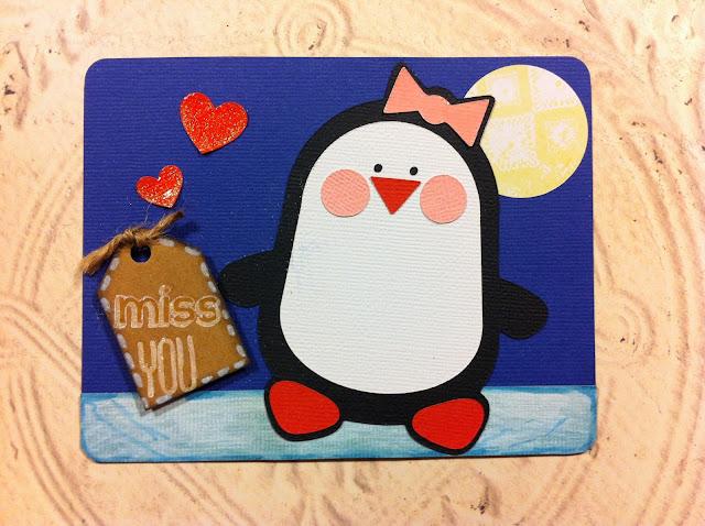 Valentine-Miss-You-Penguin-Cricut-Create-Cardstock-cute