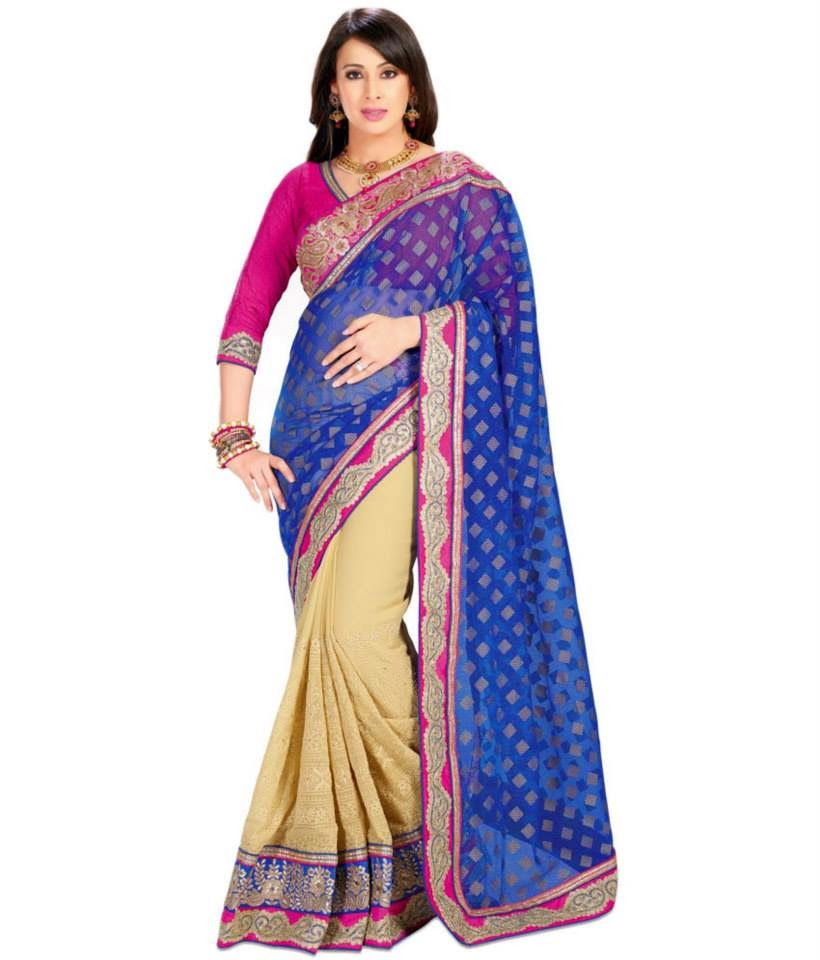 New Trend - Beautiful Designer Sarees