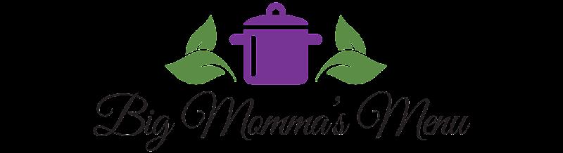 Big Momma's Menus