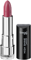 Preview: Die neue dm-Marke trend IT UP - High Shine Lipstick 070 - www.annitschkasblog.de