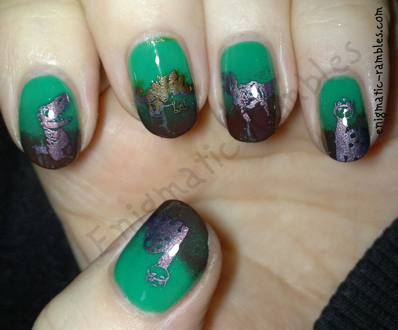 land-before-time-dinosaur-stamped-nails-moyou-moyou66