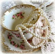 Stay and enjoy a cup of tea, my blog is warm and my friendship's free.