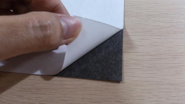 雙面膠軟性磁鐵