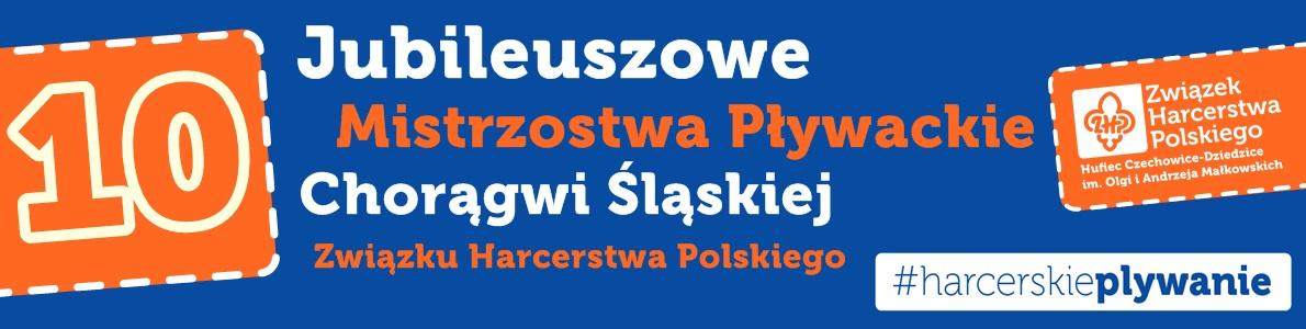 X Mistrzostwa Pływackie Chorągwi Śląskiej ZHP