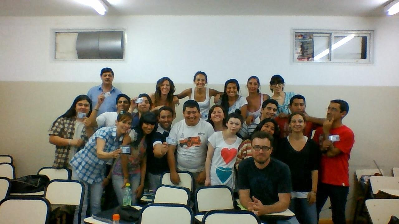 El equipo de PeR 2013
