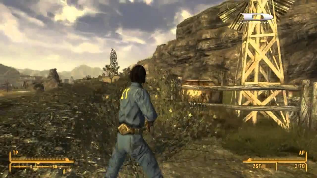 Fallout nueva recompensa especial hardcore vegas