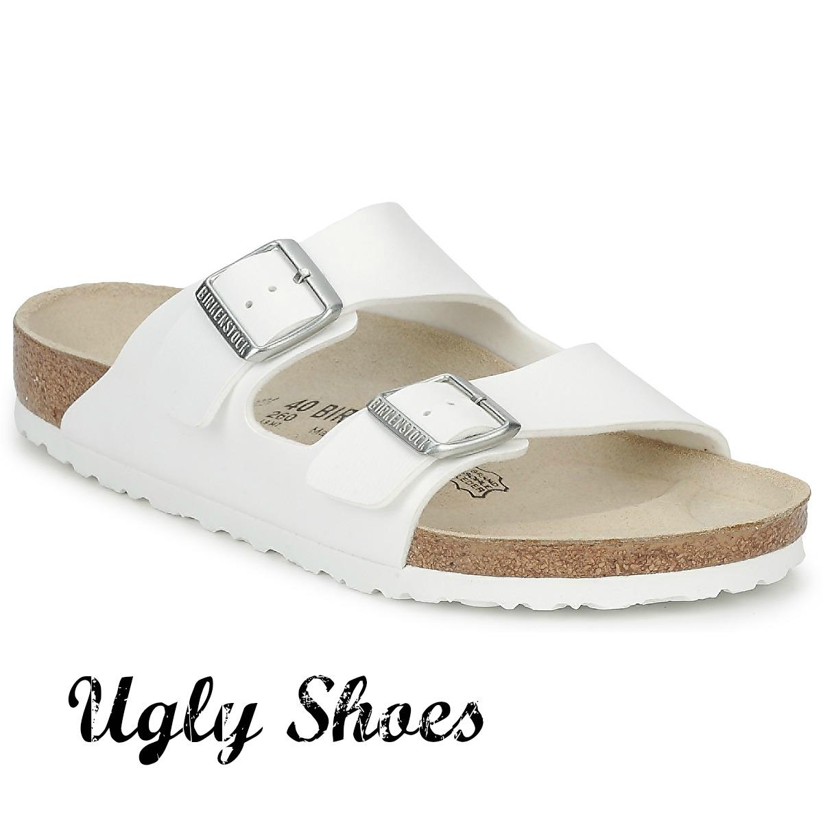 birkenstock arizona sandal white spartoo