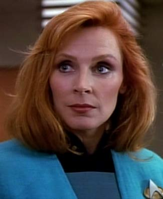 Girl of Sexy: Gates McFadden
