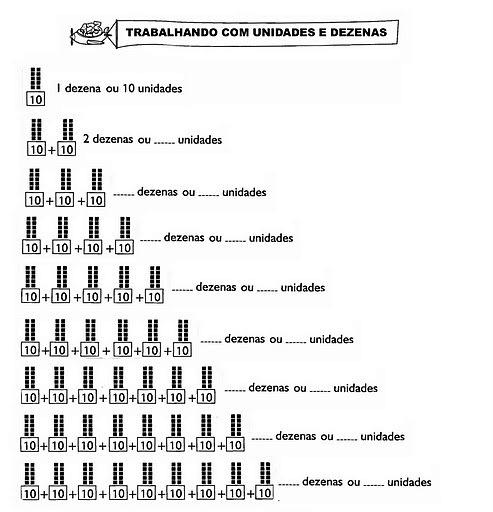 Dezenas E Unidades