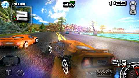 screenshot 6 Race illegal High Speed 3D v1.2.2