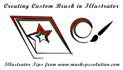Creating Custom Brush in Adobe Illustrator