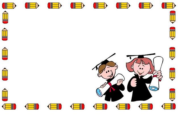 Dibujo de graduación preescolar - Imagui
