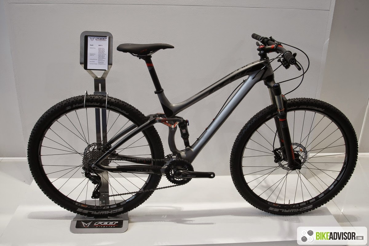 Bike News, Carbon Mountain Bike, New Bike, New Product, Felt new bike, Felt 2015, Felt Compulsion 2015, Felt Fatbike