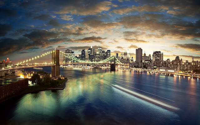 Puente de Brooklyn NYC New York