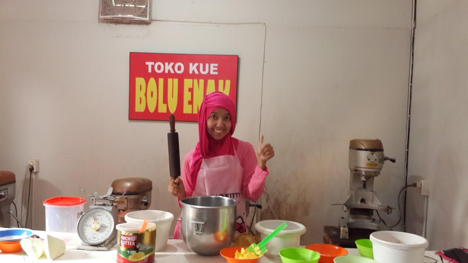 @dapur pusat Toko Kue Bolu Enak