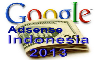 keyword adsense indonesia 2013