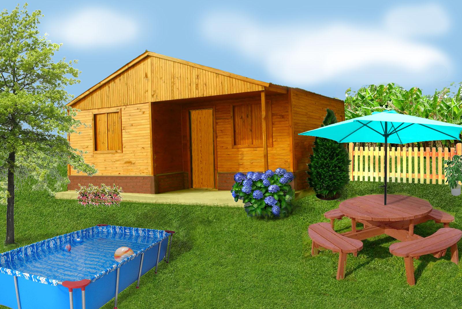 Manual para la construcci n de tu vivienda for Casa vivienda jardin pdf