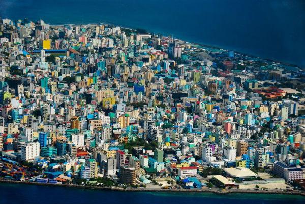 Мале - сталица Мальдив. Или другие Мальдивы