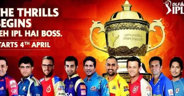 YoursPJ: Free IPL live streaming links